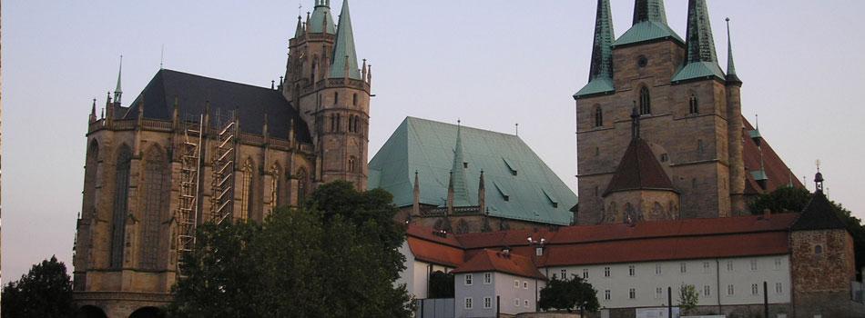 Stadtreise Erfurt