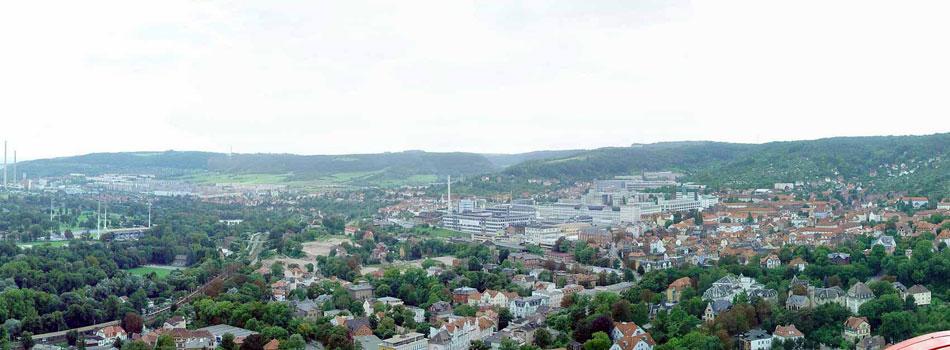 Stadtreise Jena