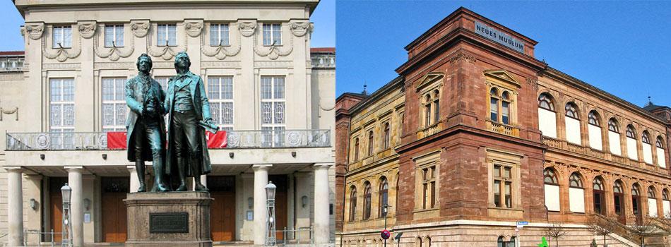 Stadtreise Weimar