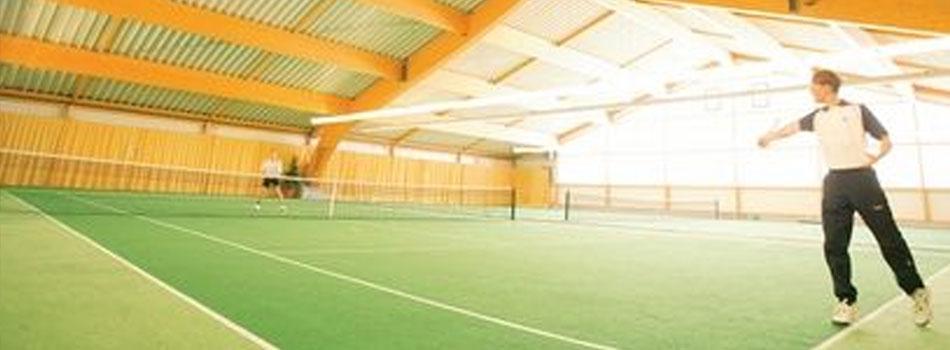 Bowling, Tennis, Squash, Fitness und Sauna im Sportcenter Heubach